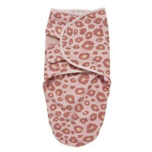 swaddle, roze tijger