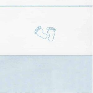 blue voetjes