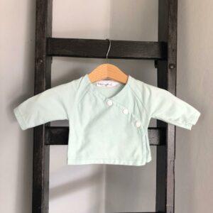 shirt 44 lichtgroen