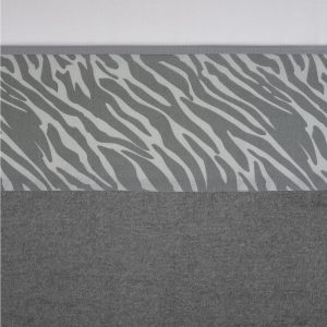 laken,grijze zebra