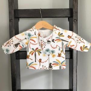 shirt 44 papagaai