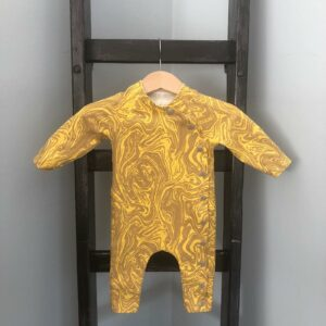 boxpak 50-56 geel met taupe