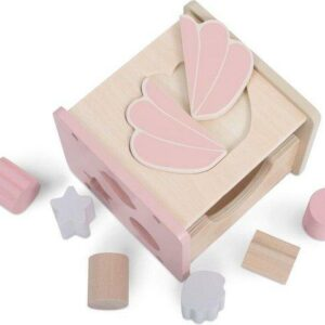 vormenstoof zonder naam pink